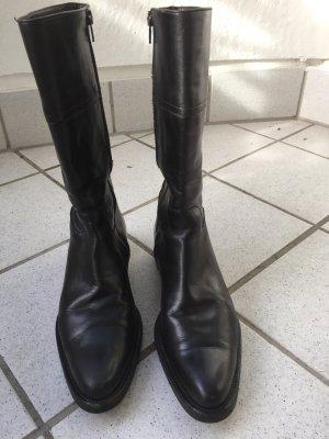 Hochwertige Damen Leder Stiefel,Gr.39,5; 60€