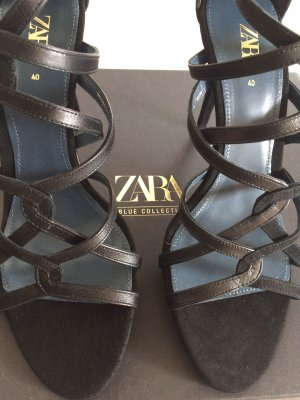 Hochwertige Highheels aus der Zara Blue Collection