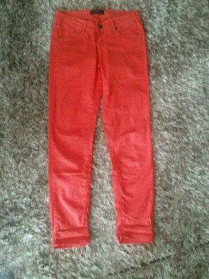 Cimarron Pantalone jersey rosso chiaro
