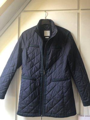 Hochwertige Jacke von Geox navy gesteppt Qualität