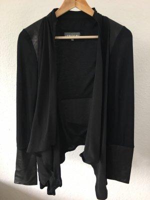 Preach Blouse Jacket black silk