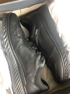 Ecco Heel Sneakers black-yellow