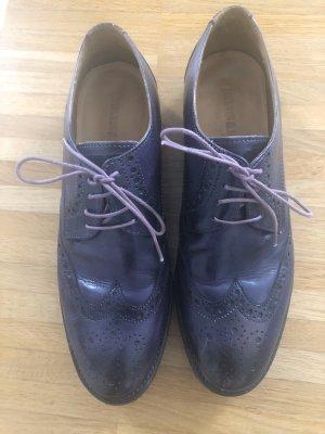 Hochwertige Lederschuhe (Derby Schuhe) von Melvin & Hamilton