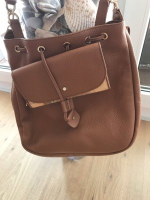 1'classe/Avitro Martini, Florenz Pouch Bag light brown-brown