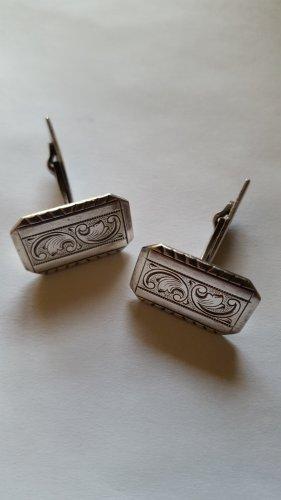 Bracelet en argent argenté métal