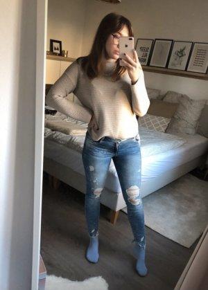 Hochwertige Ripped Jeans Zara