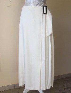 Massimo Dutti Falda larga blanco puro-blanco