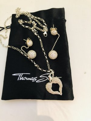 Thomas Sabo Collier zilver