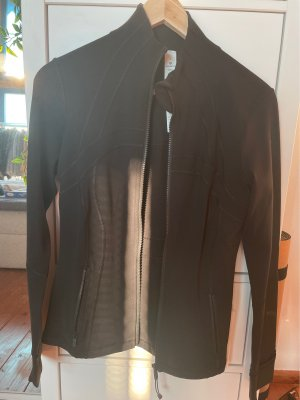 Hochwertige schwarze Jacke