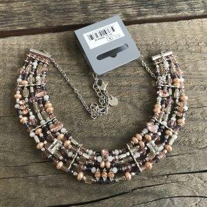 pearls for girls Naszyjnik Wielokolorowy