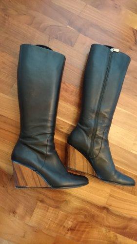 Hochwertige Stiefel von NAVYBOOT - Wedges - Gr. 39
