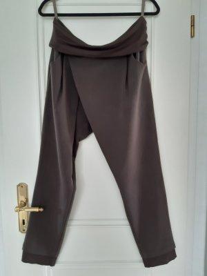 Hochwertige stylische Jogg-Stylehose 38/40 M, Olivgrün