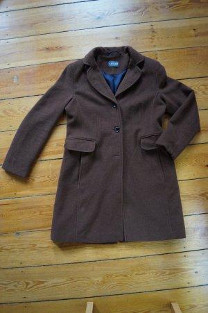 Adagio Manteau en laine brun
