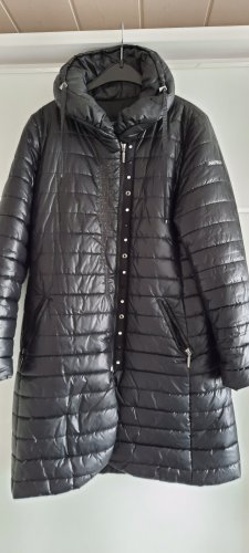 Airfield Quilted Coat black