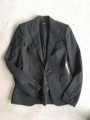 Hugo Boss Blazer in lana nero