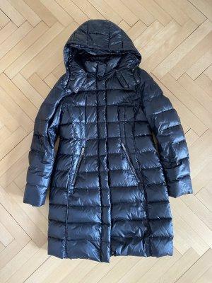DKNY Manteau en duvet noir tissu mixte