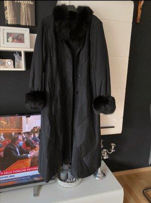 Graumann Płaszcz zimowy czarny