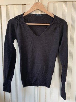 Hochwertiger Pullover braun von Sand Copenhagen