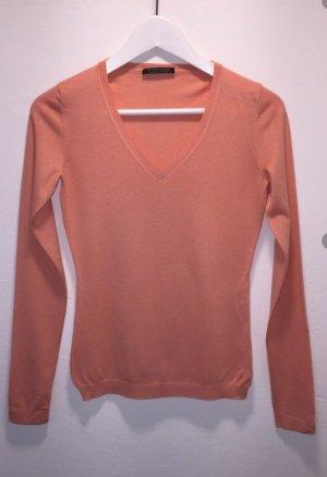 Hochwertiger Pullover von Strenesse in Koralle