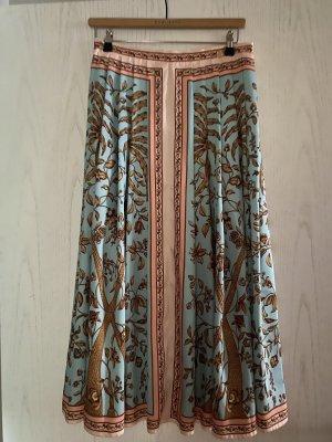 Bluegirl Jupe longue multicolore polyester