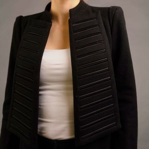 Hochwertiger Vintage Mantel