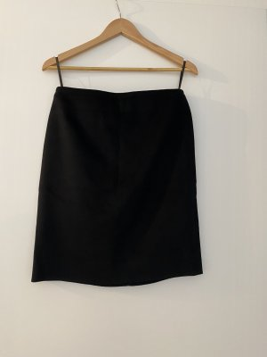Windsor Wollen rok zwart