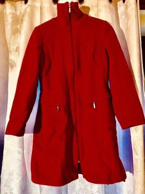 Biaggini Płaszcz zimowy czerwony