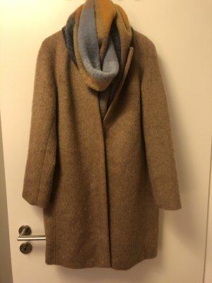 Boden Wool Coat multicolored wool
