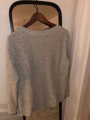 COS Wool Sweater light grey