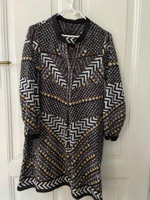 Hale Bob Tunic Dress multicolored polyester