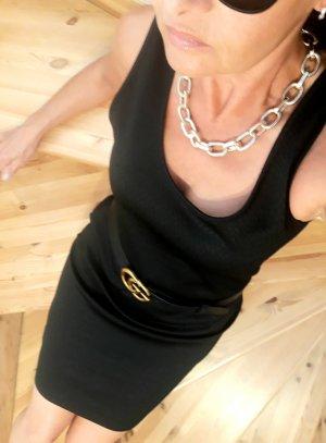 Hochwertiges Kleid Mini Party schwarz Gr M/L von ICHI