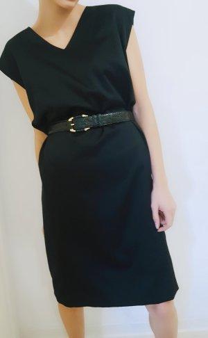 Cartoon Tube Dress black