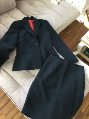 Ladies' Suit dark blue
