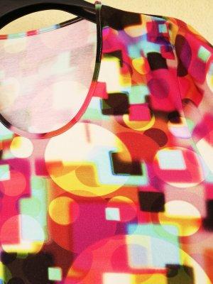 """hochwertiges Kurzarmshirt mit """"Modern Art Muster"""" in vielen Farben von Peter Hahn"""