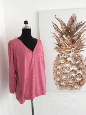 Aust Camisa tejida rosa