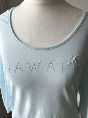 Peter Hahn T-shirt celeste