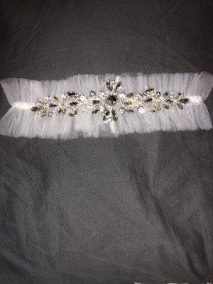 Asos Veil white-silver-colored