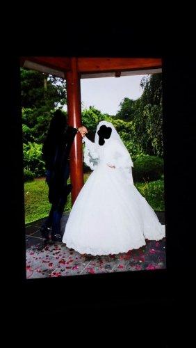Hochzeitkleid