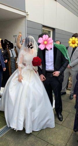 / Abito da sposa bianco