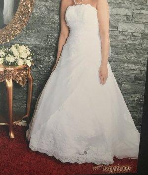 San Patrick Suknia ślubna biały