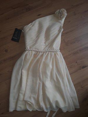 Wedding Dress cream-beige