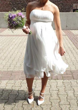 Hochzeitskleid Brautkleid Umstandskleid Schwangerschaft
