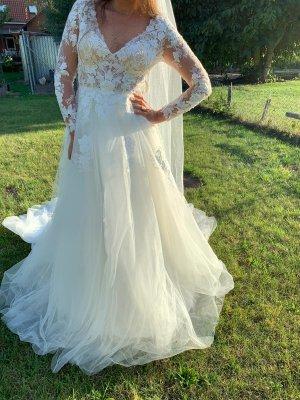 Hochzeitskleid Größe 36 Pronovias