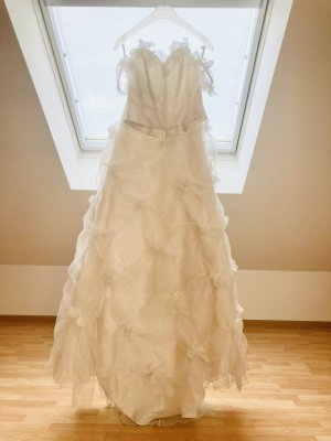 Alexis Wedding Dress white