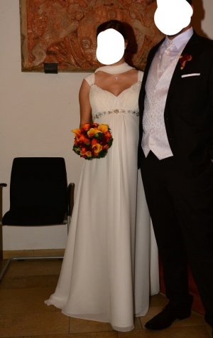 Hochzeitskleid MAGIC BRIDE Gr. 46