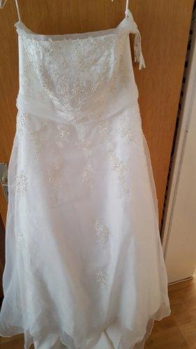 Fuchs Schmitt Vestido de novia blanco