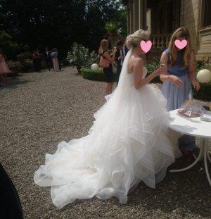 MADELINE Robe de mariée multicolore