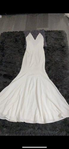 Missguided Robe de bal blanc