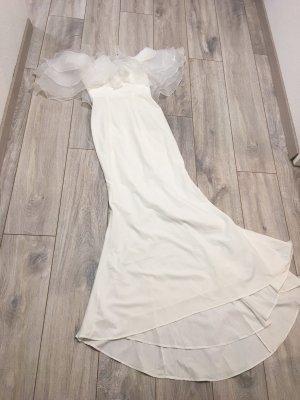 Jarlo Wedding Dress white