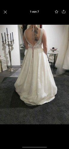 Sweetheart Suknia ślubna biały